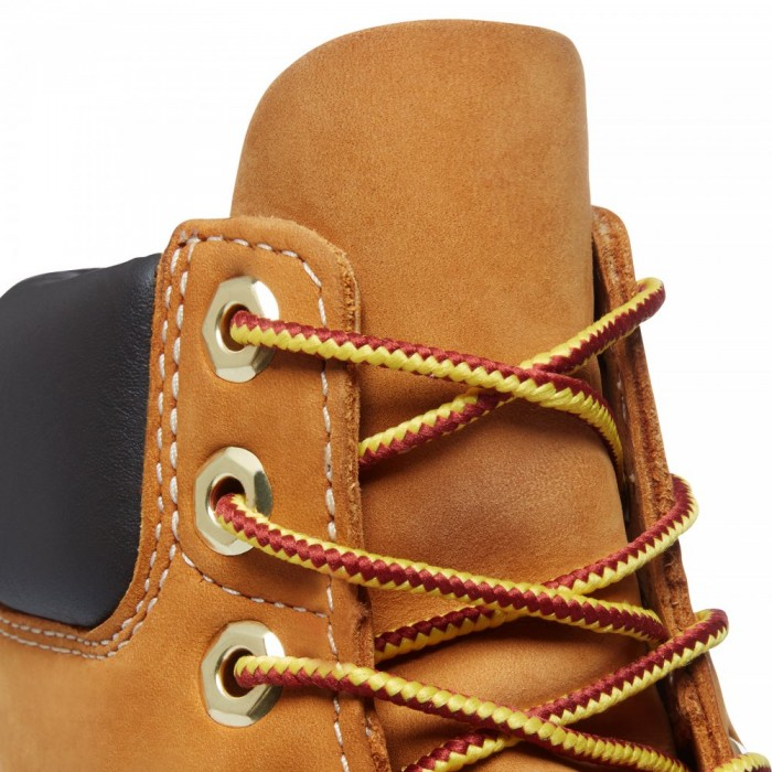 Мужские ботинки Timberland 6-Inch Classic Nubuck Waterproof Yellow (Термо) 10061-004