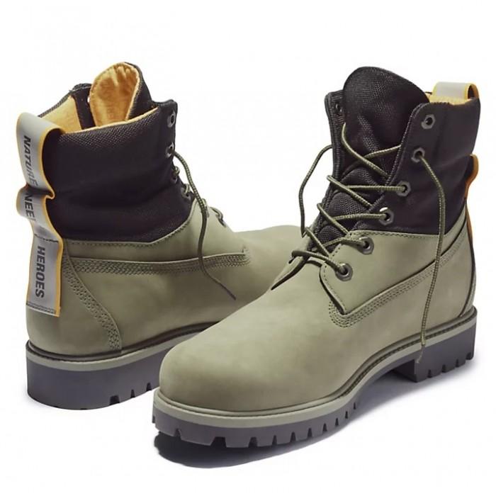 Мужские ботинки Timberland 6-Inch Premium Green 10061-029