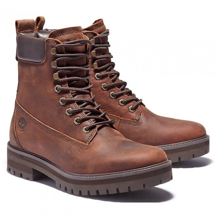 Мужские ботинки Timberland Courma Guy Winter Brown 10061-031