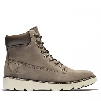 Женские ботинки Timberland Keeley Field 6-Inch Grey 10061-032