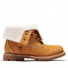 Женские ботинки Timberland Roll-Top Yellow 10061-034